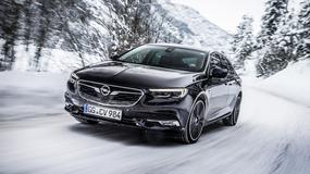 Nowy Opel Insignia Grand Sport za 99,9 tys. zł (polskie ceny)