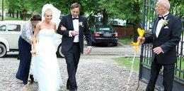 """Dramat aktorki """"M jak miłość"""". O kulach do ślubu"""