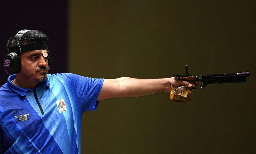 Irański mistrz olimpijski, Javad Foroughi jest zwolennikiem rewolucji islamskiej