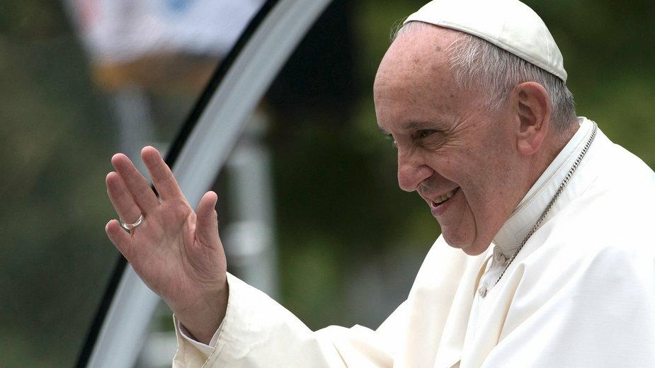 Watykan: Niepokój ozdrowie Franciszka wzwiązku zpandemią