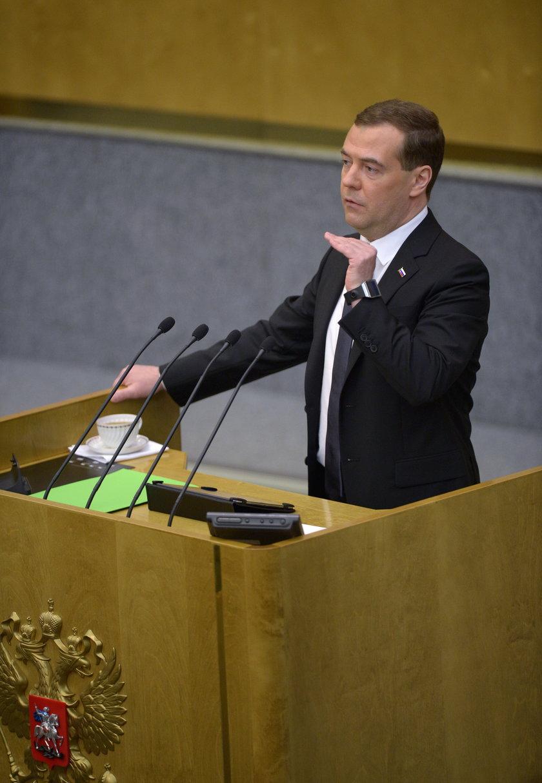 Dmitri Miedwiediew