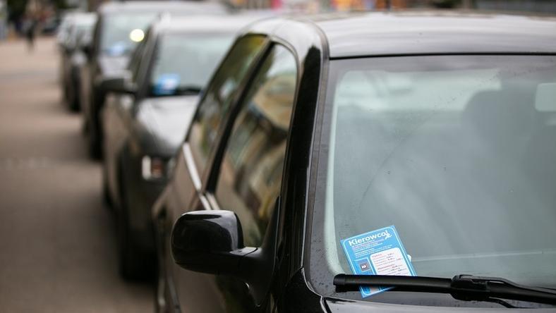 O rozszerzaniu strefy płatnego parkowania kierowcy mogli dowiedzieć się m.in. z ulotek