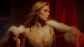 Seksowna Paris Hilton w reklamie Love Magazine