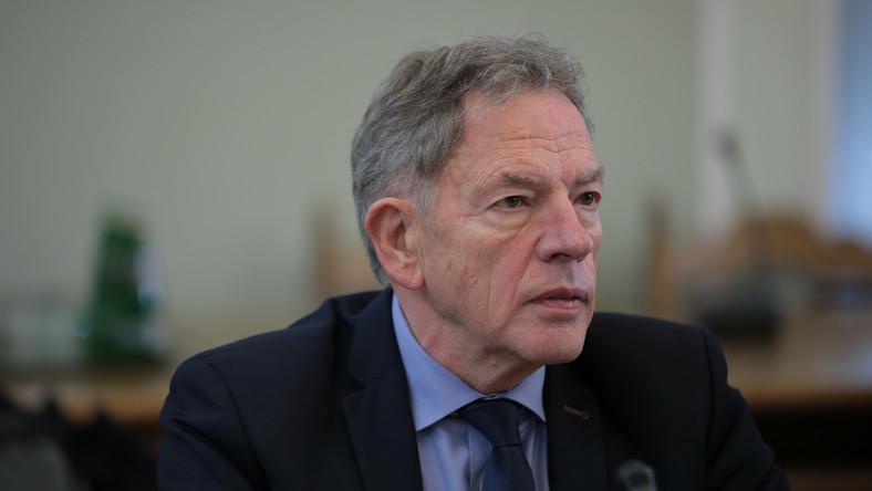 Senator Dariusz Rosati