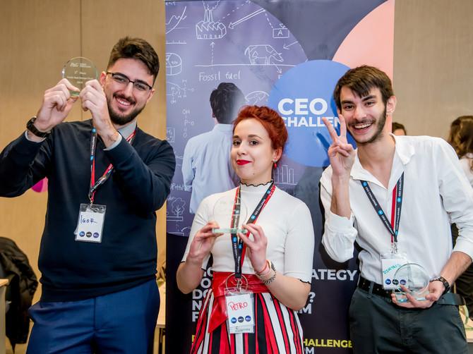 Srpski studenti napreduju na P&G CEO globalnom izazovu