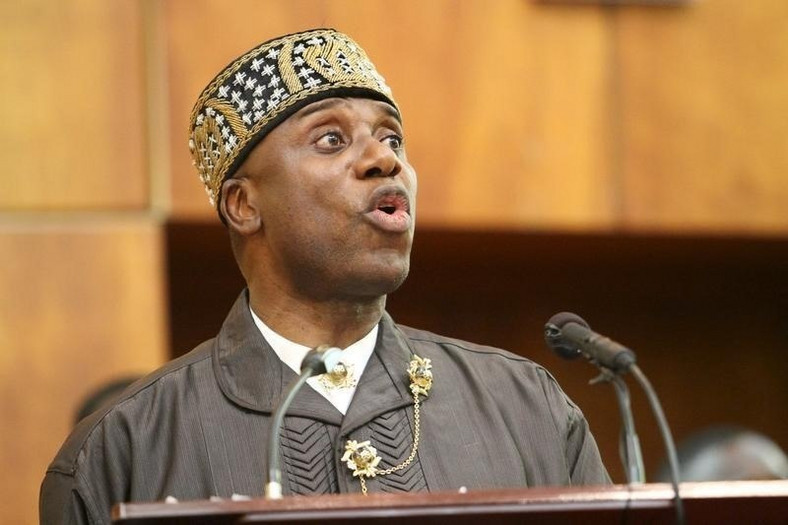 Minister of Transportation, Rotimi Amaechi