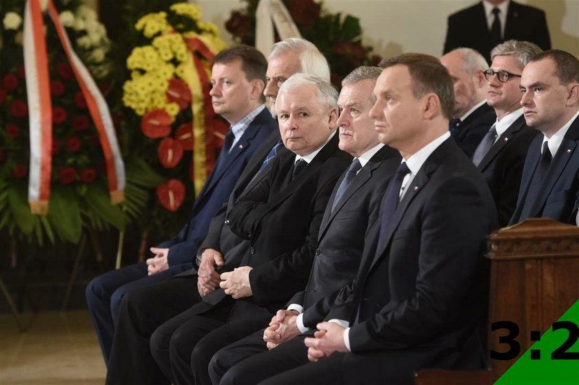 Prawda o trudnych relacjach Dudy z Kaczyńskim. Rzecznik ujawnia