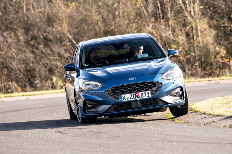 Ford Focus ST na Contidromie