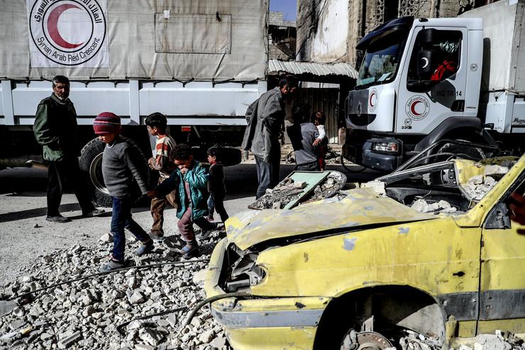 Sirija damask foto  EPA-EFE Mohammed Badra