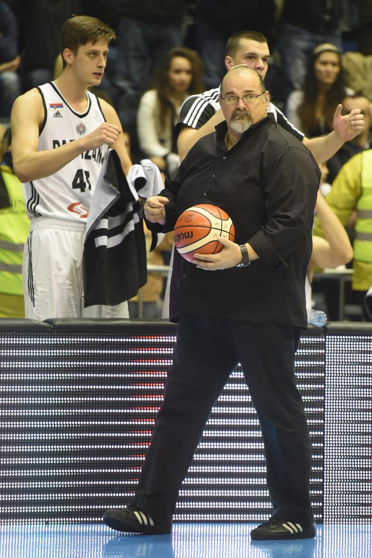KK Partizan, KK Bešiktaš