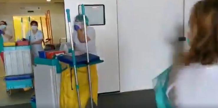 Čistačice u bolnici