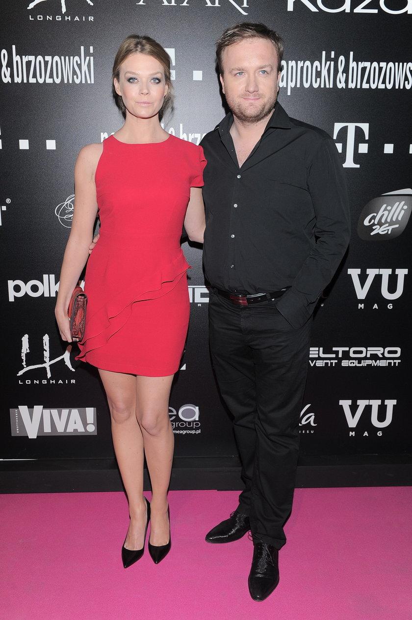 Tamara Arciuch i Bartek Kasprzykowski