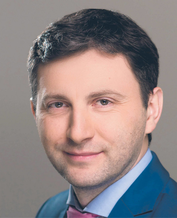 Andrzej Osiński prezes spółki Bisnode Polska