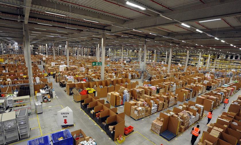Magazyn Amazon