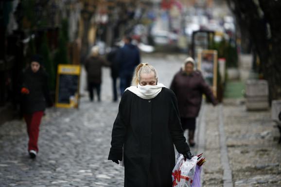 U narednoj sedmici hladnije vreme na području Vojvodine, Mačve i Podrinja