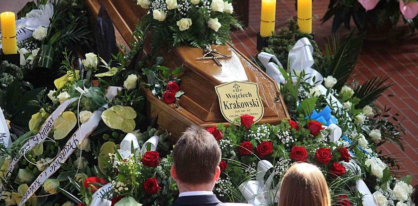 Pogrzeb polityka PO. Tak go żegnali przyjaciele