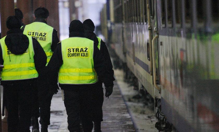 SOKISCI, SOK, Służba ochrony kolei