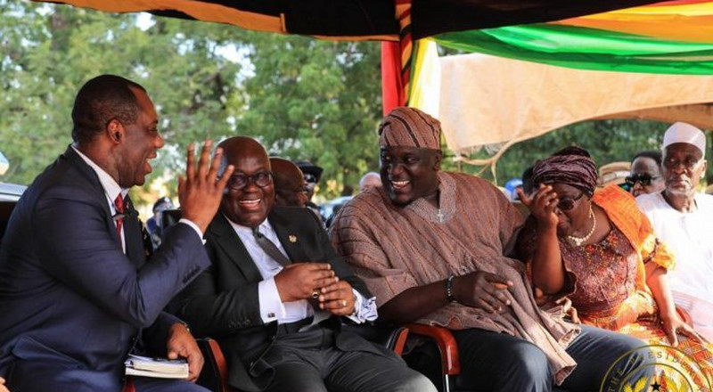 Gov't to build more classrooms, dormitories from $1.5b Getfund facility – Akufo-Addo