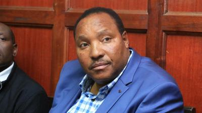 I have tested positive for Covid-19 - Former Kiambu Governor Waititu