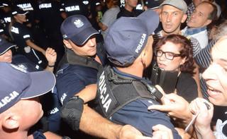 Szef BBN o użyciu gazu podczas protestów: To taka historia śmieszna...