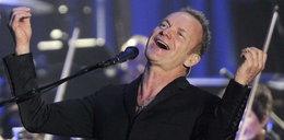 Stingowi będzie grała polska orkiestra! Szok?