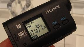 Sony pokazało nową kamerę dla sportowców