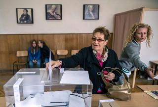 Bułgaria: Frekwencja na krótko przed końcem głosowania - 42,7 proc.