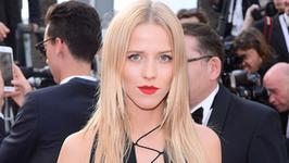 Cannes 2017: Jessica Mercedes na czerwonym dywanie