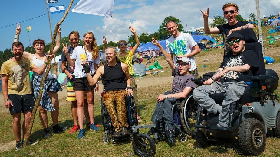 Fundacja Avalon i ich podopieczni również w tym roku pojawią się na Pol'and'Rock Festivalu