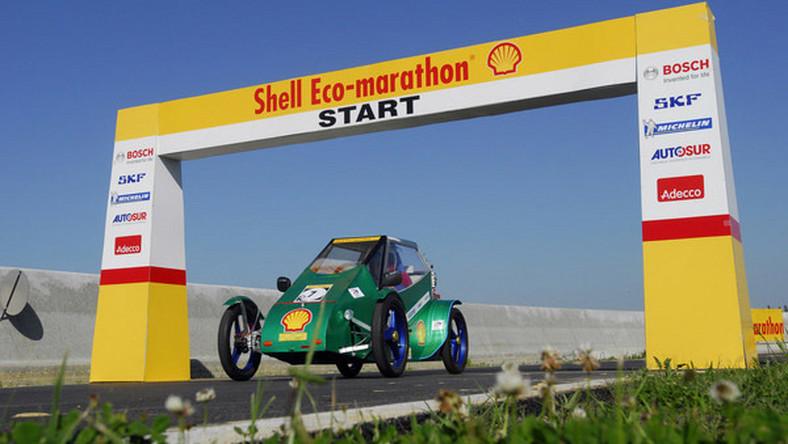 Polscy studenci chcą wystartować w tegorocznej edycji Shell Eco Marathon