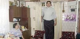 Zmarł najwyższy człowiek świata. Miał 2,57 cm wzrostu
