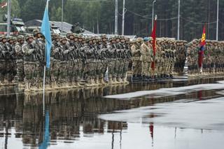 Szef MON o manewrach Zapad-2021: Pozostajemy w ścisłej koordynacji z sojusznikami z NATO