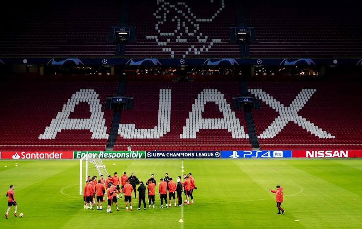 FK Real Madrid, FK Ajaks