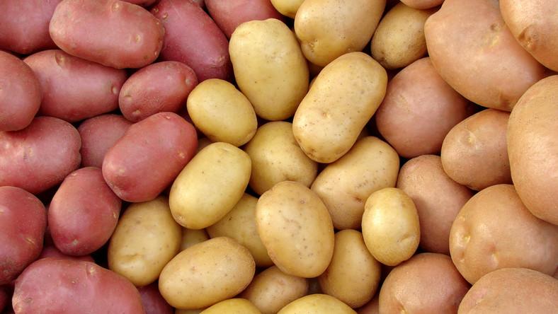 Różne rodzaje ziemniaków