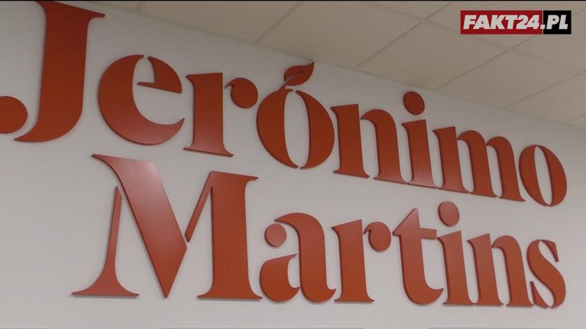 Jeronimo Martins Właściciel Biedronki Zarzuty Korupcji Dla