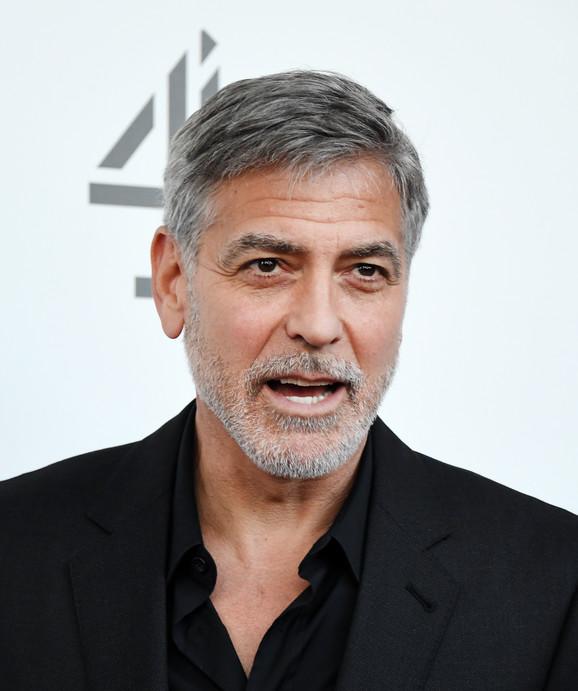 Prijavio ga još 2010. - Džordž Kluni