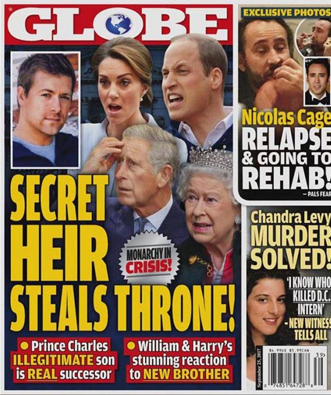 Iz časopisa tvrde da znaju za dobro čuvanu tajnu kraljevske porodice