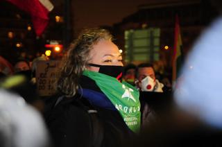 Strajk Kobiet w Warszawie. Zobacz zdjęcia z blokady 28 stycznia