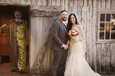 klovn ubica fotografija s venčanja