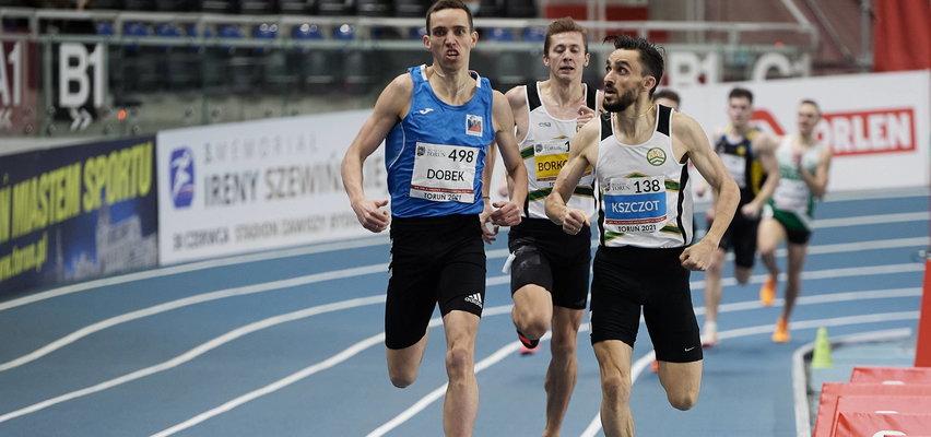 """Pokonał samego Adama Kszczota, ale nie chce biegać 800 m. """"Może po igrzyskach?"""""""