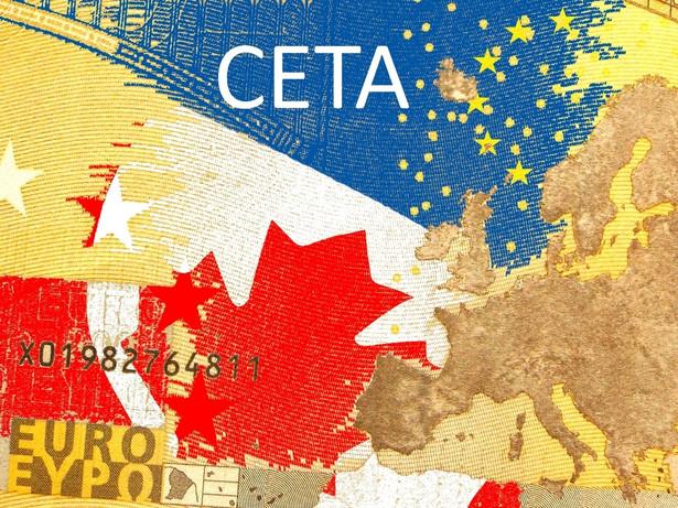 CETA została podpisana przez Unię Europejską i Kanadę w niedzielę w Brukseli.