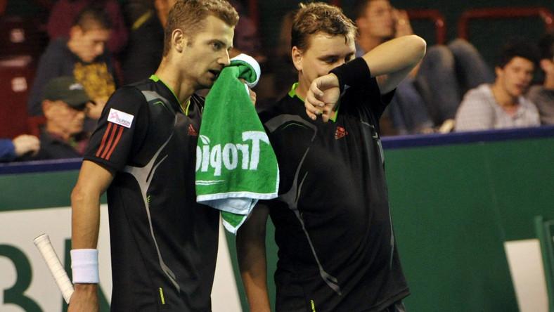 Mariusz Fyrstenberg i Marcin Matkowski