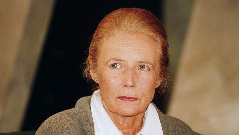 Agnieszka Osiecka (fot. AKPA)