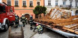 Nawałnice nad Polską. Są ranni i zniszczenia