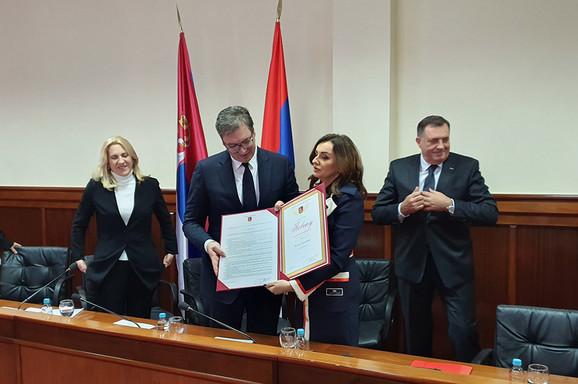 Vučić-Dodik-Mrkonjć-Grad-5 foto Srpskainfo