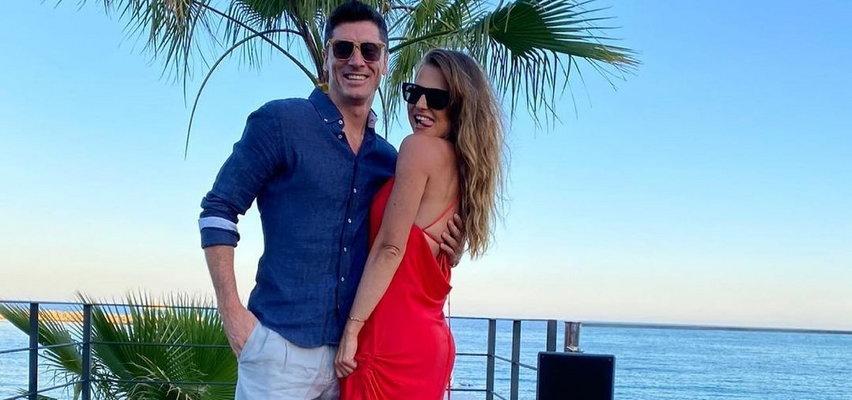Szczęśliwi Ania i Robert Lewandowscy. Tak wygląda ich słodkie życie na Majorce