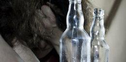 Pozbyła się męża, żeby dalej pić. W domu małe dzieci