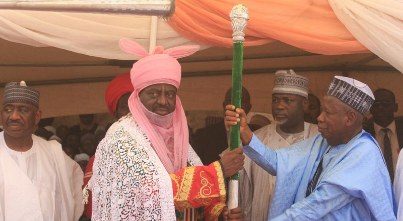 Kano elder urges residents to accept new Emir, pray for Sanusi