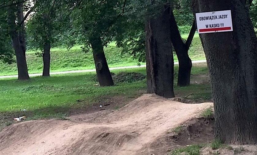 Park Olszynki w Rzeszowie