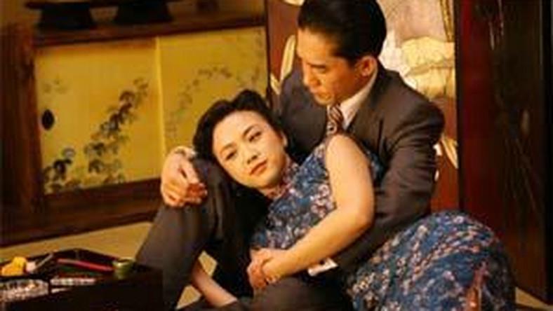 Japońskie sceny seksu w filmach